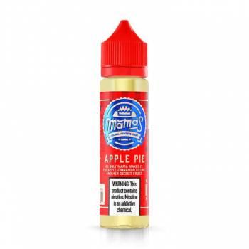 Mama's E-Liquid Apple Pie 50ml Shortfill MHD abgelaufen